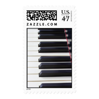 Piano Keys Postage