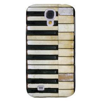 Piano Keys Samsung Galaxy S4 Cover