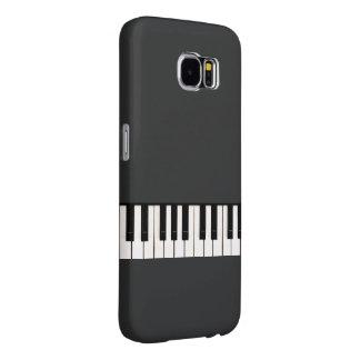 Piano Keys Samsung Galaxy S6 Case