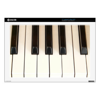 Piano Keys Decals For Laptops
