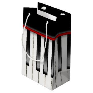 Piano Gift Bags | Zazzle