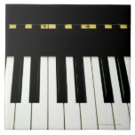Piano Keys Tiles