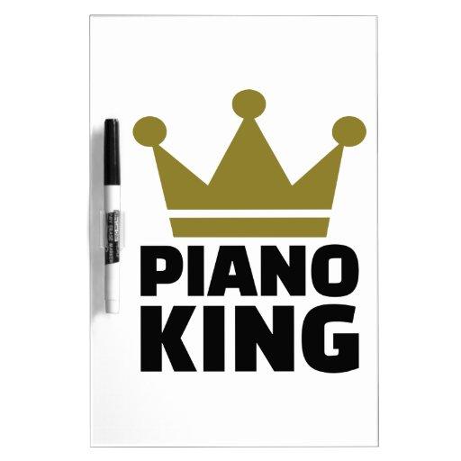 Piano King Dry Erase Whiteboards