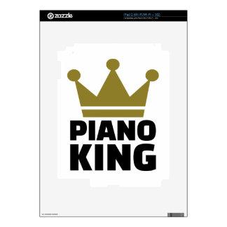 Piano King iPad 2 Skin
