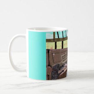 Piano lesson coffee mug