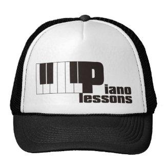 Piano_Lessons Gorro De Camionero