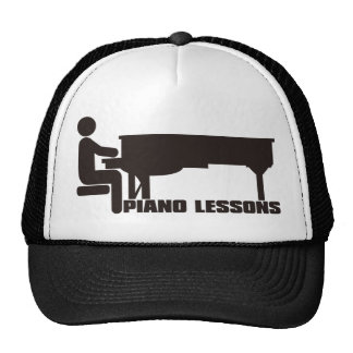 Piano_Lessons Trucker Hat
