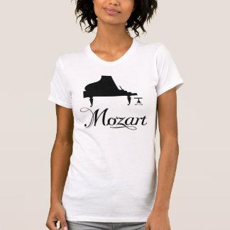 Piano lindo de Mozart Camiseta