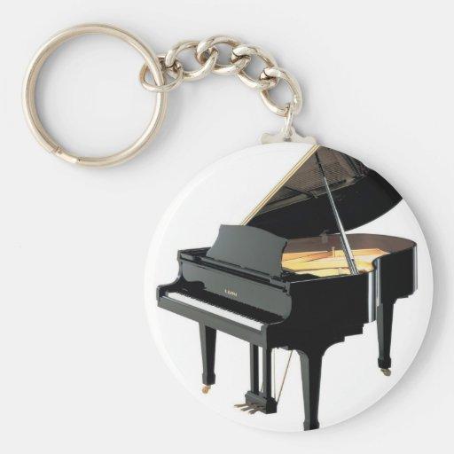 PIANO LLAVERO REDONDO TIPO PIN