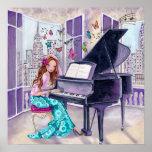 Piano Love Music - Poster