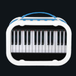 """Piano Lunch Box<br><div class=""""desc"""">A vector image of a minimal piano design,  to represent the instrument in a pure form.</div>"""