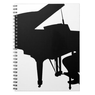Piano Man Notebook