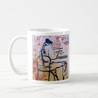 Piano Man Tazas De Café