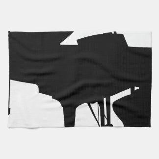Piano Man Towels