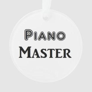 Piano Master Ornament