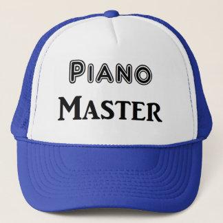 Piano Master Trucker Hat
