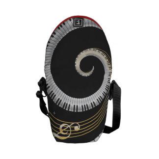 Piano Mini Zero Messenger Bag