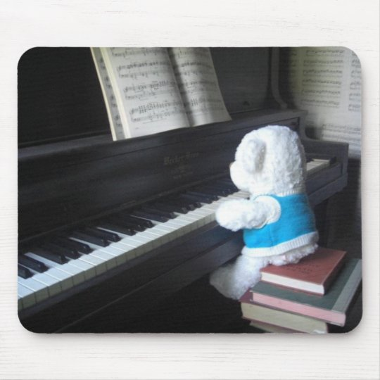 Piano Mouse Pad