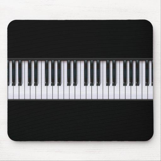 Piano Mouse Pad