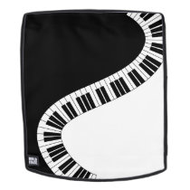 Piano Music Backpack