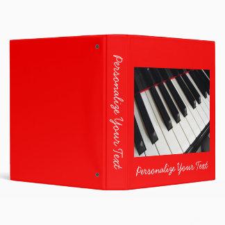 Piano Music Binder