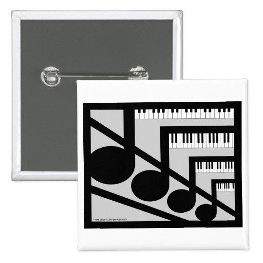 Piano Music Button