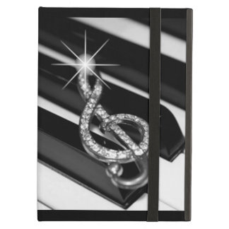 Piano Music Gclef Case For iPad Air