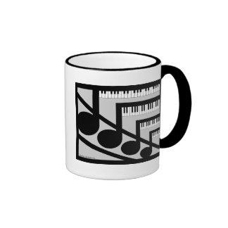 Piano Music Mug