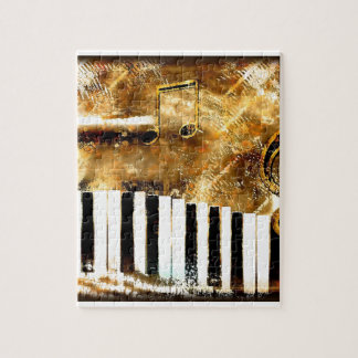 Piano Music Puzzles