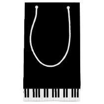 PIANO MUSIC SMALL GIFT BAG