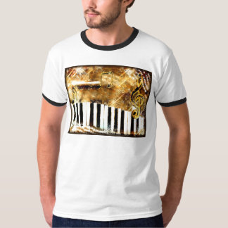 Piano Music T-Shirt