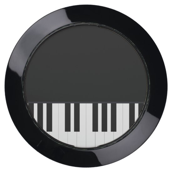 PIANO MUSIC USB CHARGING STATION