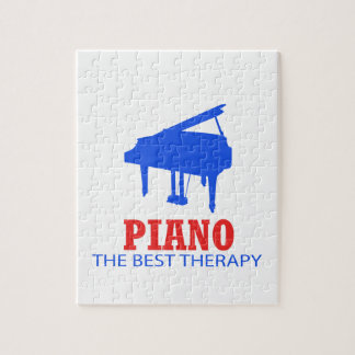 Piano Musical designs Puzzle