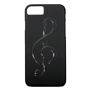USA Themed Piano musical emboss iPhone 8/7 case