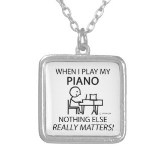 Piano Nothing Else Matters Pendants