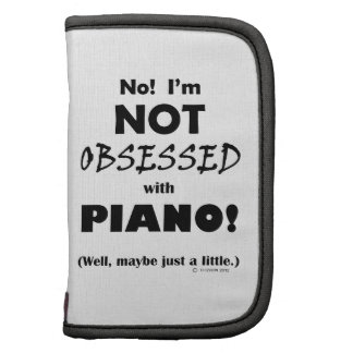 Piano obsesionado planificador