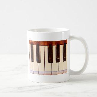 Piano Octave Coffee Mug