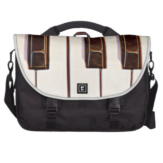 Piano Octave Commuter Bags