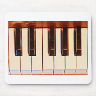 Piano Octave Mouse Pad