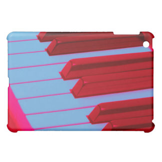 Piano Organ Keys Keyboard Cover For The iPad Mini