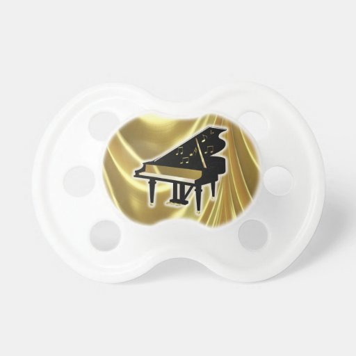 Piano Pacifier BooginHead Pacifier