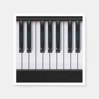 Piano Paper Napkin