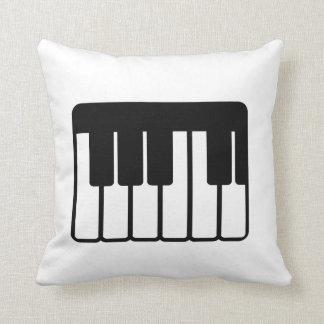 piano part png del teclado almohadas