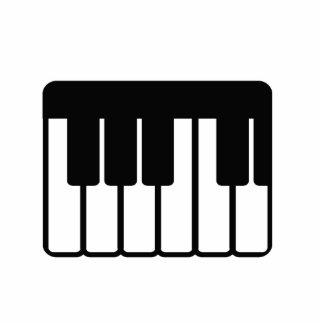 piano part.png del teclado escultura fotográfica