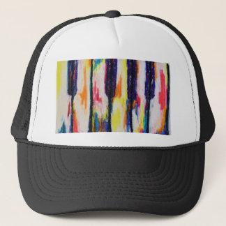 Piano Pastels Cap