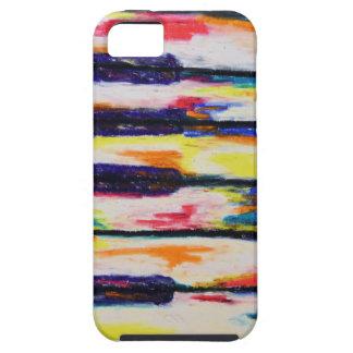 Piano Pastels iPhone SE/5/5s Case