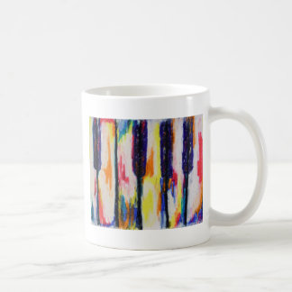 Piano Pastels Mugs
