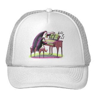 pIaNo pEnGuInS Trucker Hat