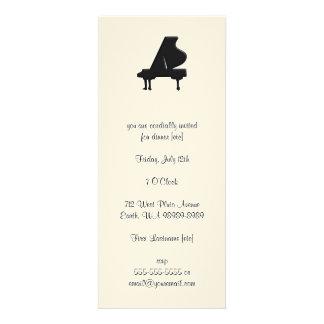 Piano Personalized Invites