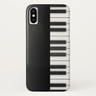 Piano Phone iPhone X Case